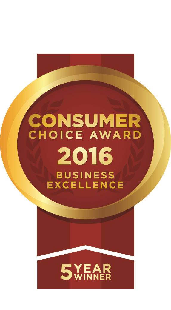 Consumer Choice Awards 2016_5 year